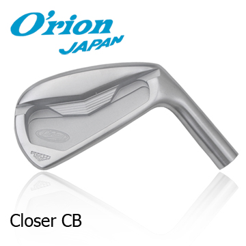 O'rion Closer Cavity back Irons
