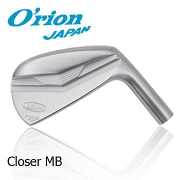 O'rion Closer Muscle back Irons